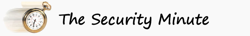 The Security Minute